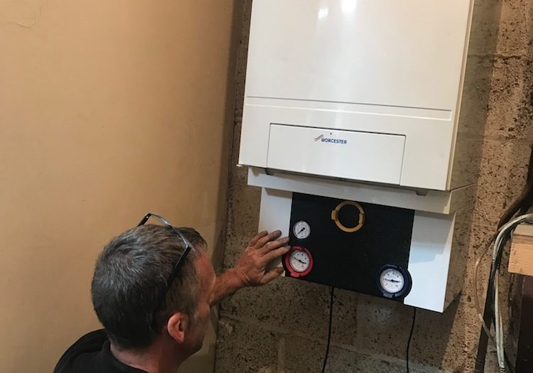 Boiler Gas Servicing Services FWP Plumbers Nottingham